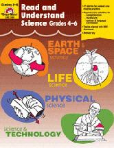EVAN-MOOR EMC3305 READ AND UNDERSTAND SCIENCE GR. 4-6 EDRE4159