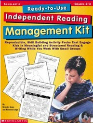 SCHOLASTIC TEACHING RESOURCES SC-0439042380 READY-TO-USE INDEPENDENT READ. 2-3