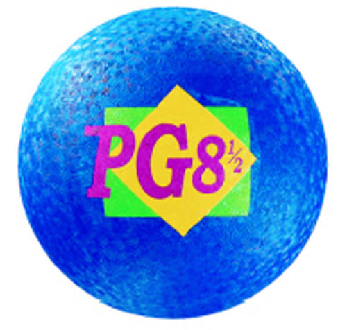 Dick Martin Sports MASPG812B 8.5 Inch Playground Ball - Blue