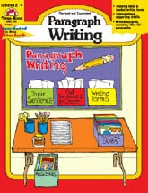 EVAN-MOOR EMC246 PARAGRAPH WRITING-GR. 2-4