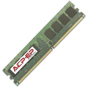ACP-EP 1GB DDR2 SDRAM Memory Module 1GB 400MHz DDR2-400-PC2-3200 DDR2 SDRAM 240-pin DIMM AA400D2N3-1G