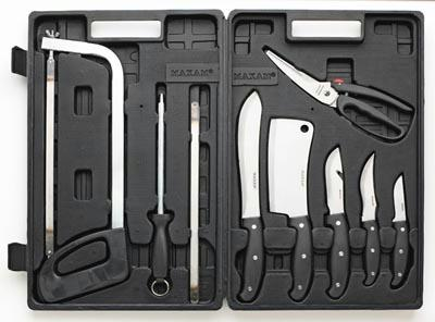 Maxam SKGP Maxam Game Processing Set