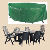 Bosmere B330 Rectangular Patio Set Polyethylene Cover