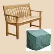 "Bosmere C610 35""H 3 Seater Bench Cover at Sears.com"