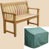 "Bosmere C615 35""H 4 Seater Bench Cover at Sears.com"