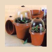Haxnicks L751 4 Inch Bell Boy Plant Protectors