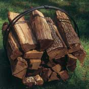 Bosmere Z472 Wood Pile Cover for Hoop