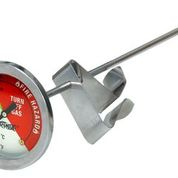 Bayou Classic 5020 5 Inch Stainless Thermometer