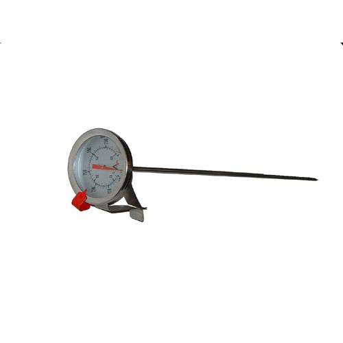 Bayou Classic 5025 12 Inch Stainless Thermometer
