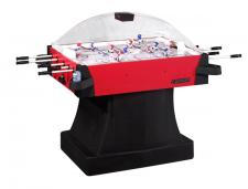 CARROM 425.01-Signature Stick Hockey w/ pedestal Red