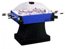 CARROM 435.01-Signature Stick Hockey w/ pedestal Blue