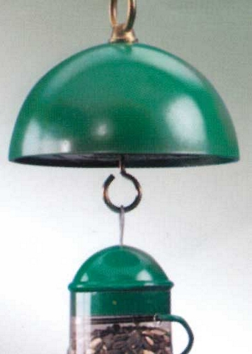 Bird Quest Twirl A Squirrel Electronic Bird Feeder Baffle