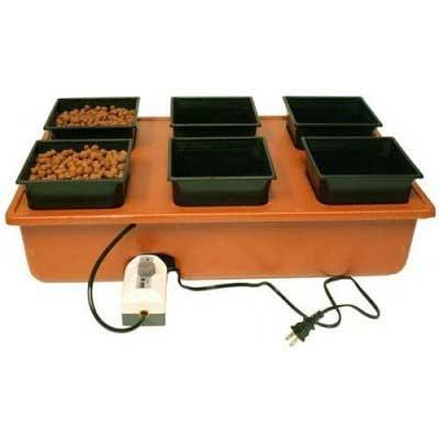 Hydrofarm Emilys Hydroponic Garden System