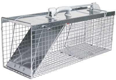 Woodstream WOD1085 Havahart Easy Set Cage Trap