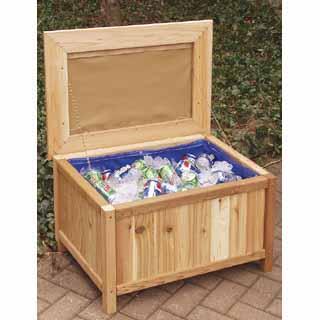 Sears outdoor storage box