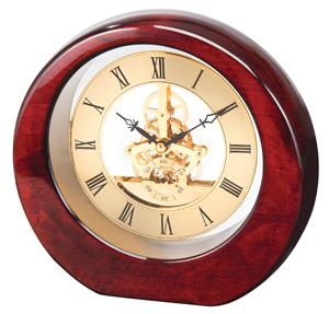 Chass 72770 Da Vinci See Through Clock
