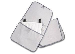 Chattanooga 1108 Standard - 17    x 27    Hydrocollator Foam- Filled Pocket Terry Cover