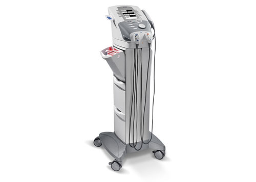 Chattanooga 2763 2-Channel Electrotherapy Intelect Legend XT