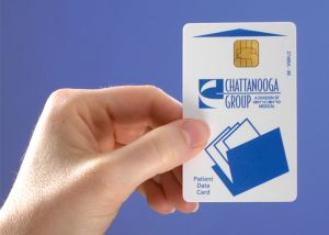 Chattanooga 27465 Patient Data Cards (25/pk) Intelect XT
