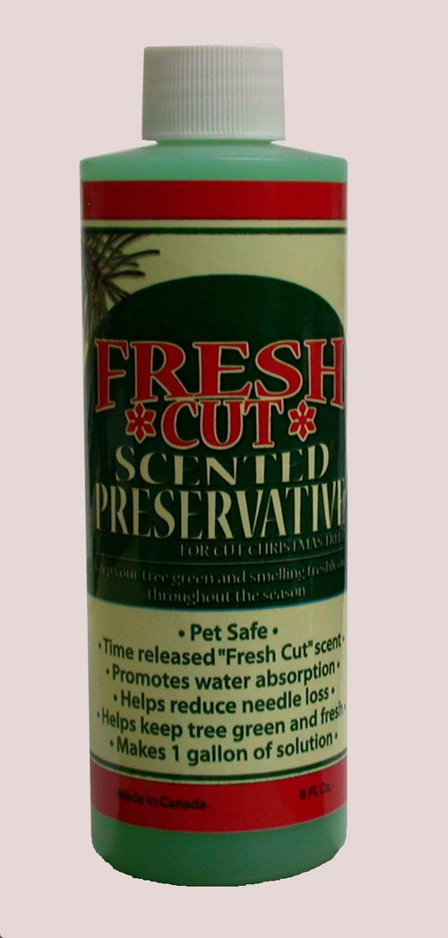 Christmas Mountains Mfg Inc TP053Santa s Solution Fresh Cut Tree Preservative 3/pk