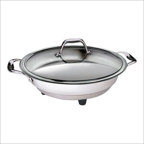 Cucina Pro 1453 Classic Electric Skillet - 12  - Polished Interior at Sears.com