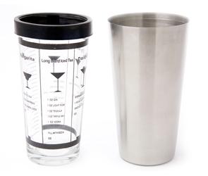 Cuisinox SHA3114 Cocktail Shaker