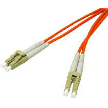 Cables To Go 13508 8m USA LC-LC DUPLEX 62.5-125 MULTIMODE FIBER PATCH CABLE
