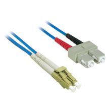 Cables To Go 37548 5m LC-SC PLENUM DUPLEX 62.5-125 MULTIMODE FIBER PATCH CABLE - BLUE CTG4869