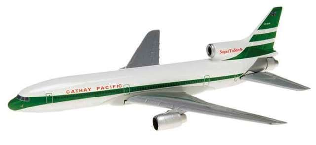 Daron HE504959 Herpa Cathay Pacific L1011-385 1/500 60TH Anniversary at Sears.com