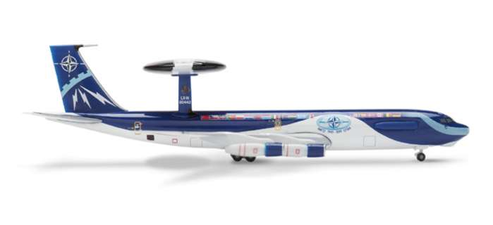 Daron HE513456 Herpa Nato E-3A Awacs 50TH Anniversary 1/500 at Sears.com