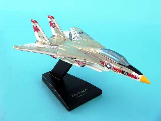 Daron Worldwide Trading CJR1172F3R F-14A Tomcat Usn 1/72 AIRCRAFT