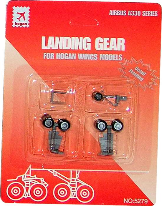 Daron Worldwide Trading  HG5279 Hogan A330 Gear with Imprints 1/200