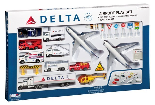 Daron Worldwide Trading RT4992 Delta 25 Pc