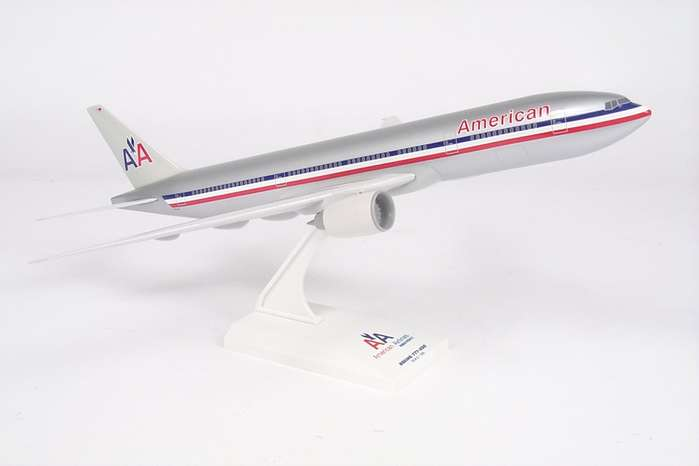 Daron Worldwide Trading SKR065 Skymarks American Airlines B777200 1200