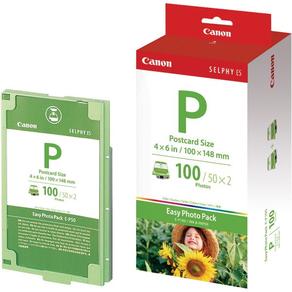 Canon 1335B001 4 x 6 Easy Photo Pack