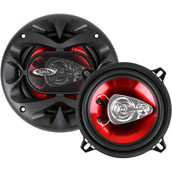 Boss CH5530 5 1/4    3-Way Full Range CHAOS Speakers
