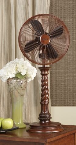 Deco Breeze DBF0426 16 Inch Floor Standing Fan - Raleigh