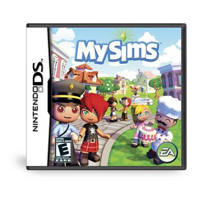 Electronics - Electronic Arts 15335 MySims DS