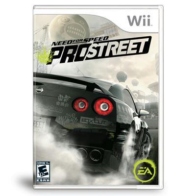 Electronic Arts 15743 NFS Prostreet Wii