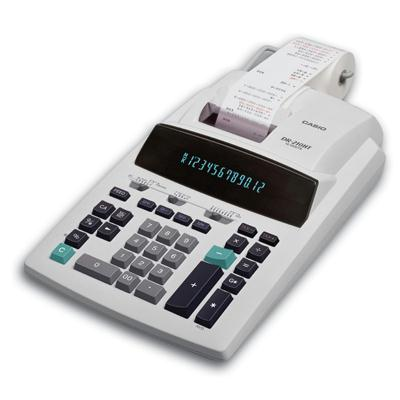 Casio DR210TM Heavy Duty Printing Calc