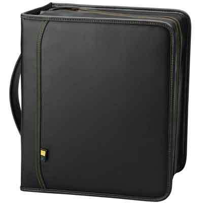 Case Logic DVB-200 DVD Binder 200-Disc