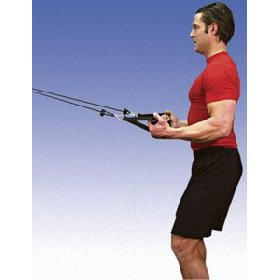 DM Systems 30831727009271 Adjusticizer Exercise System - Tough Cord