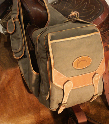 ABO Gear 20102 Australian Bag Outfitters Jackaroo Messenger Bag