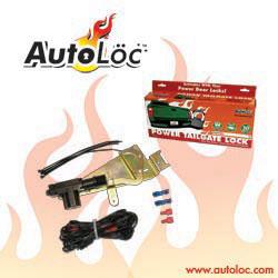 Autoloc TL0 Tailgate Tailoc Toyota Tundra 1999 Up