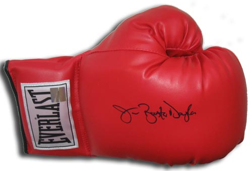 Boxing Glove - Superstar Greetings BD-SG USTER DOUGLAS SIGNED EVERLAST BOXING GLOVE