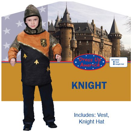 Deluxe Knight Dress Up Costume Set X-Large 16-18 226-XL