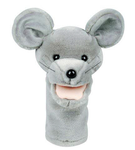 MT & B CORPORATION MTB204 PLUSHPUPS HAND PUPPET MOUSE
