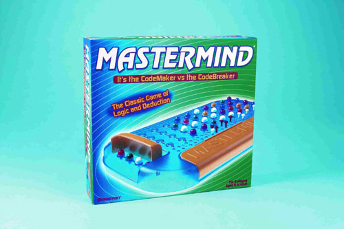 PRESSMAN TOYS PRE301806 Mastermind Game for 2 Players