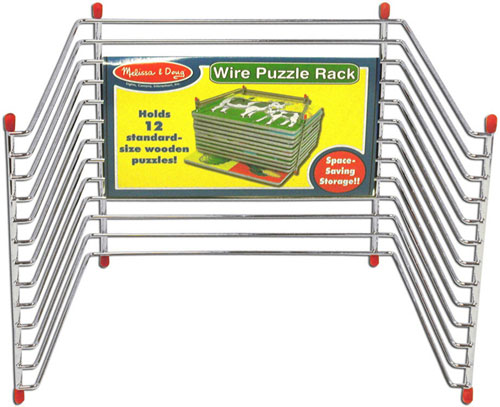 LIGHTS CAMERA INTERACTION LCI1018 SINGLE WIRE PUZZLE RACK