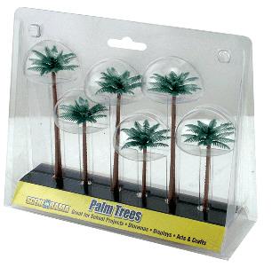 Scene A Rama SP-4152 Scene-A-Rama Palm Trees